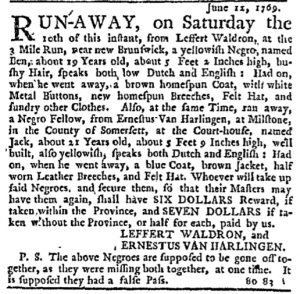 Jun 22 - New-York Journal Slavery 1