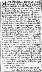 Jun 25 - 6:23:1769 New-Hampshire Gazette