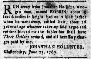 Jun 26 - Connecticut Courant Slavery 1