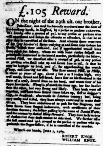 Jun 29 - Virginia Gazette Purdie and Dixon Slavery 6