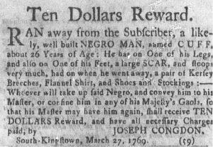Jun 5 - Newport Mercury Slavery 1