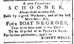 Jun 5 - South-Carolina and American General Gazette Slavery 6