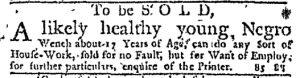 Aug 10 - New-York Journal Supplement Slavery 1