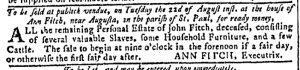 Aug 16 - Georgia Gazette Slavery 4