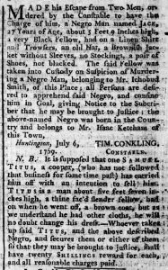 Aug 17 - New-York Chronicle Slavery 1