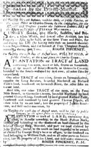 Aug 3 - South-Carolina Gazette Slavery 6