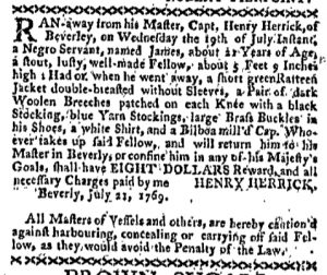 Aug 7 - Boston-Gazette Slavery 3