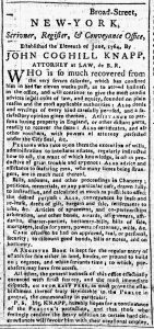 Jul 13 - New-York Chronicle Slavery 2