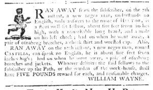 Jul 20 - South-Carolina Gazette Slavery 4