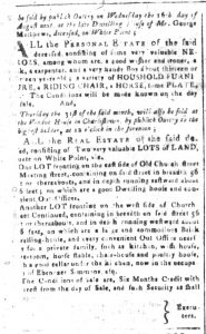 Jul 24 - South-Carolina and American General Gazette Slavery 1