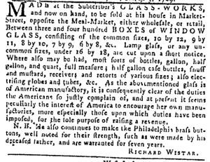 Aug 13 - 8:10:1769 Pennsylvania Gazette