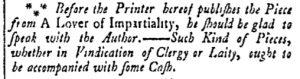 Aug 22 - 8:22:1769 Essex Gazette