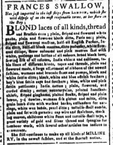 Aug 23 - 8:23:1769 South-Carolina and American General Gazette