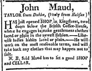 Aug 24 - 8:24:1769 Boston Chronicle