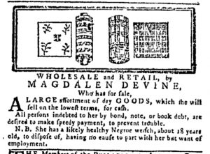 Oct 1 - 9:28:1769 Pennsylvania Gazette