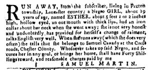 Sep 14 - Pennsylvania Journal Slavery 1