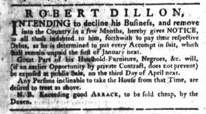 Sep 14 - South-Carolina Gazette Slavery 3