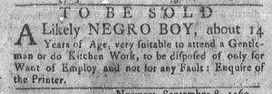 Sep 25 - Newport Mercury Slavery 1