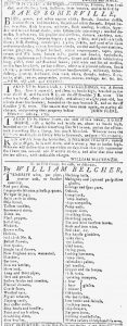 Sep 27 - 9:27:1769 Georgia Gazette