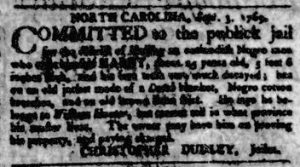 Sep 28 - Virginia Gazette Purdie and Dixon Slavery 2