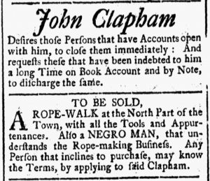 Sep 29 - 9:29:1769 New-Hampshire Gazette