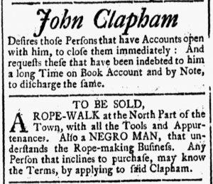 Sep 29 - 9:29:1769 New-Hampshire Gazette
