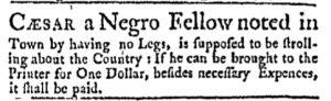 Sep 4 - Massachusetts Gazette Green and Russell Slavery 1