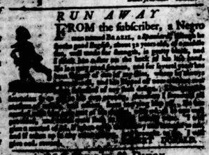 Sep 7 - Virginia Gazette Purdie and Dixon Slavery 2