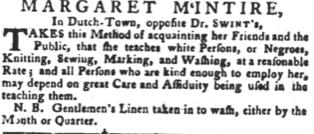 Jul 17 - South-Carolina Gazette and Country Journal slavery 2