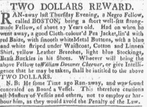 Jul 9 - Boston-Gazette slavery 3
