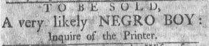 Jun 11 - Newport Mercury Slavery 1