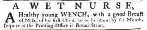 May 17 - South Carolina Gazette Slavery 7