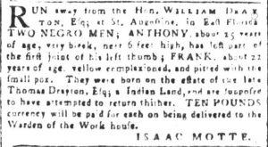 May 23 - South Carolina and American General Gazette Slavery 8