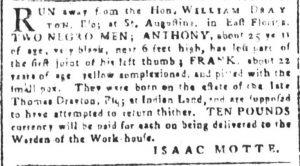 May 30 - South Carolina and American General Gazette Slavery 8