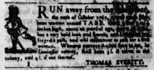 Nov 2 - Virginia Gazette Purdie and Dixon Slavery 5