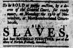 Nov 2 - Virginia Gazette Rind Slavery 4