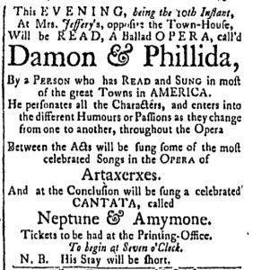 Oct 10 - 10:10:1769 Essex Gazette