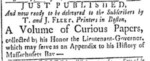 Oct 17 - 10:17:1769 Essex Gazette