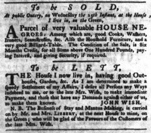 Oct 18 - South-Carolina Gazette Slavery 3