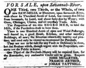 Oct 18 - South-Carolina Gazette Slavery 5