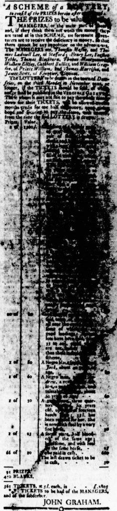 Oct 19 - Virginia Gazette Rind Supplement Slavery 5