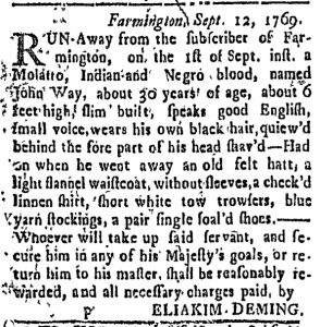 Oct 2 - Connecticut Courant Slavery 2