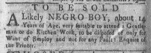 Oct 2 - Newport Mercury Slavery 1