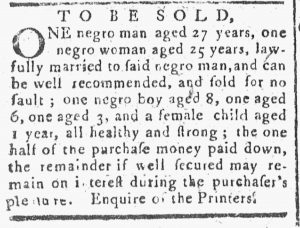 Oct 20 - Connecticut Journal Slavery 1