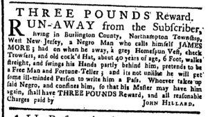 Oct 23 - New-York Gazette or Weekly Post-Boy Slavery 2