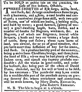 Oct 23 - Pennsylvania Chronicle Slavery 2