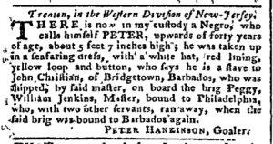 Oct 23 - Pennsylvania Chronicle Slavery 3