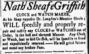 Oct 27 - 10:27:1769 New-Hampshire Gazette
