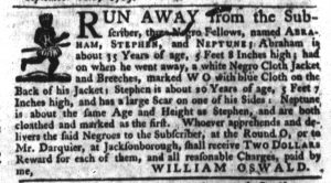 Oct 5 - South-Carolina Gazette Slavery 4