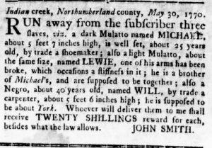 Aug 2 - Virginia Gazette Rind slavery 10